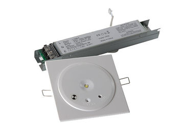 3W LED Emergency Lights, Ceiling Recessed Emergency Lamps in China