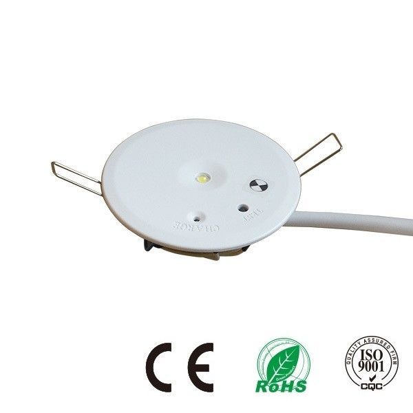 220V 3W SMD a non maintenu l'urgence Downlight de l'éclairage de secours LED