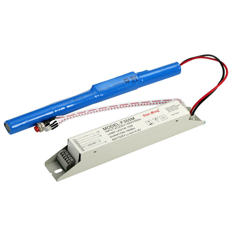 Full Output Emergency Light Conversion Kit With Li - Ion Battery , OEM / ODM  Service